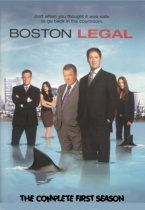Boston Legal saison 1 - Seriesaddict